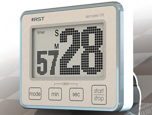Таймер-секундомер RST 04175