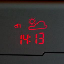 Настройки вашего браузера не позволяют Вам просмотреть проецируемое изображение часов MG 01501