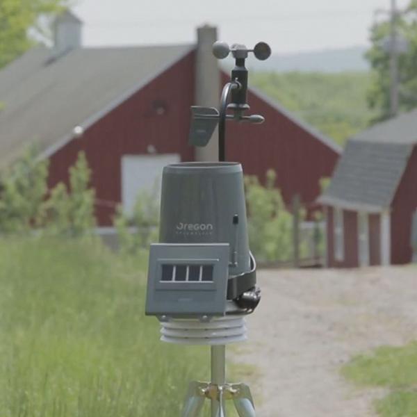 Блок датчиков метеостанции Oregon Scientific WMR300