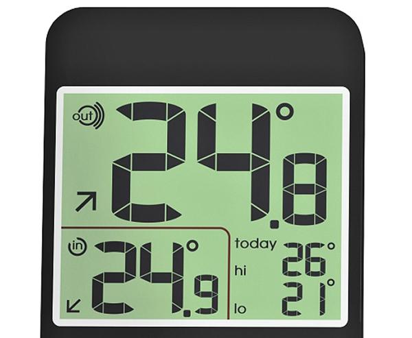 Дисплей термометра RST 02251