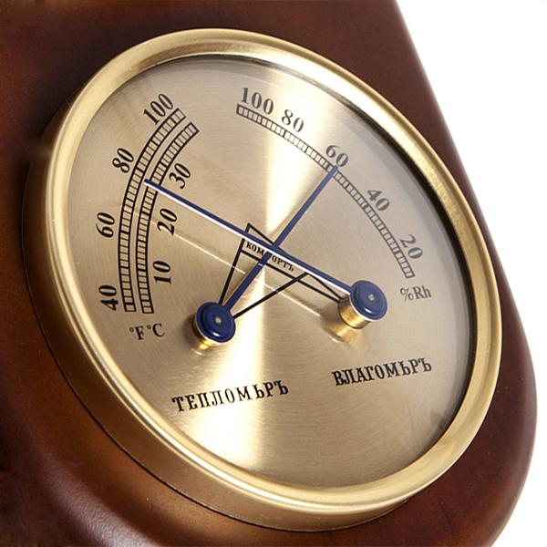 Циферблат термогигрометра RST 05351