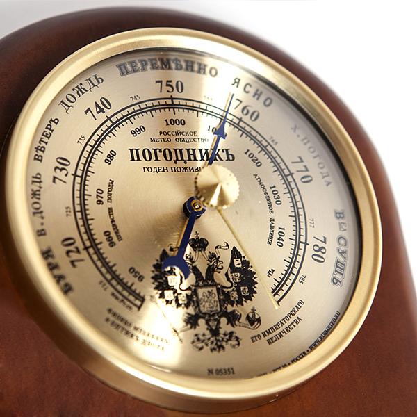 Циферблат барометра RST 05351