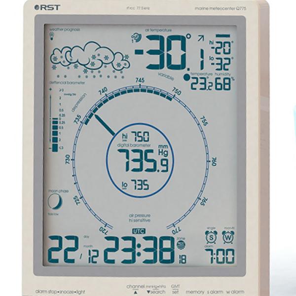 Дисплей метеостанции RST 88775