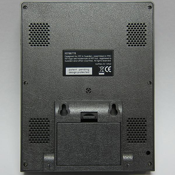 Метеостанция RST 88778 вид сзади