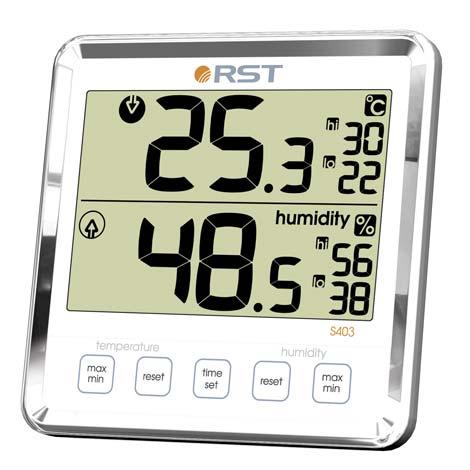 Термогигрометр RST 02403 из первой партии
