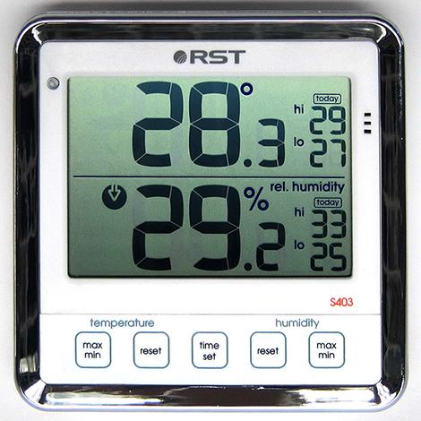 Термогигрометр RST 02403 из второй партии