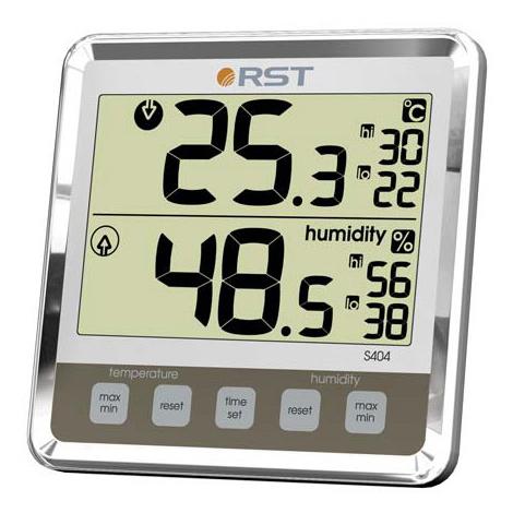 Термогигрометр RST 02404 из первой партии